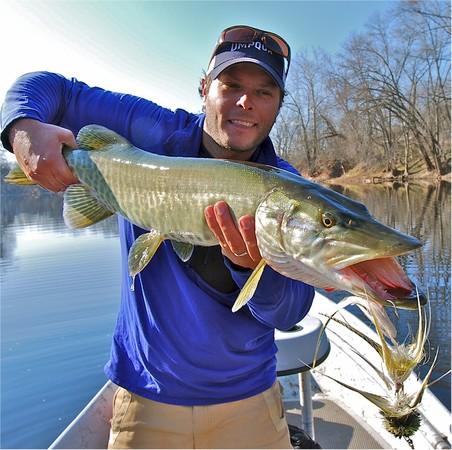 Blane Chocklett – Professional Fishing Guide