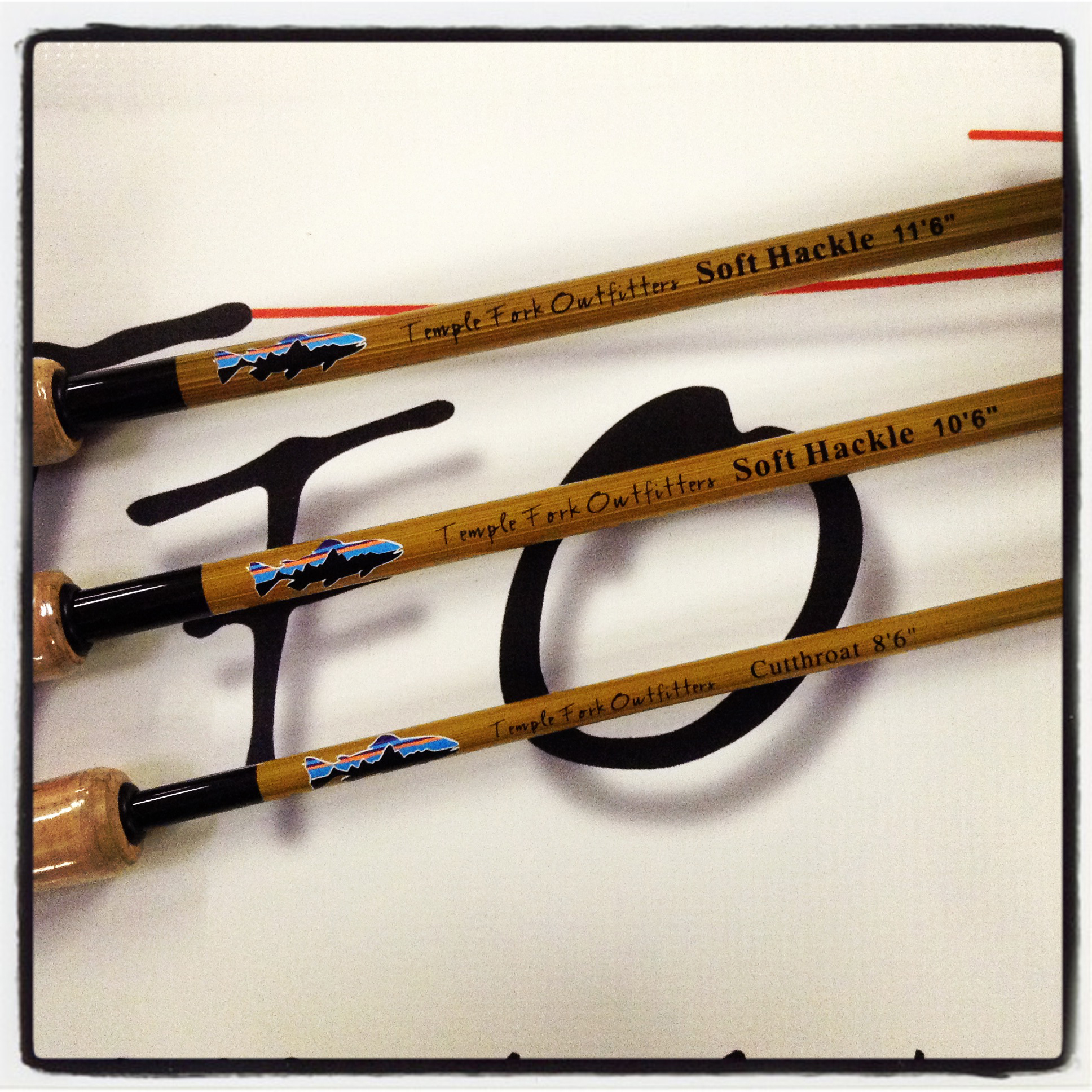 Tfo and patagonia team up on tenkara temple fork outfitters for Tenkara fishing rods