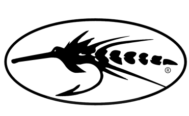 The BlackFly logo, the brainchild of Vaughn Cochran. Blackfly Outfitter is a full service fly shop in Jacksonville Fla., specializing in custom flies, selling all major fly fishing brands and providing extraordinary customer service. The brand also incorporates the Blackfly restaurant in, St. Augustine Fla., and the Blackfly Lodge in Abaco Bahamas.